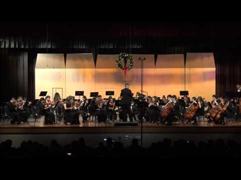 South Brunswick high school 2016 Winter concerts