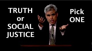 Universities must choose between TRUTH or Social Justice, not both - Jonathan Haidt
