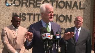 Sen. John Cornyn discusses his First Step Act aimed at prison reform