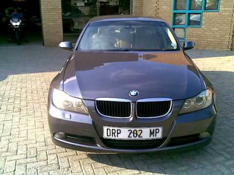 2006 BMW 3 SERIES 320i E90 Auto For Sale On Auto Trader South