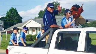 Thurmont Little League Parade - Thursday July 17, 2017