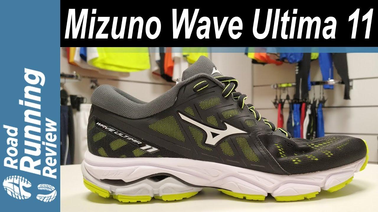 mizuno wave ultima 11 test drive shoes