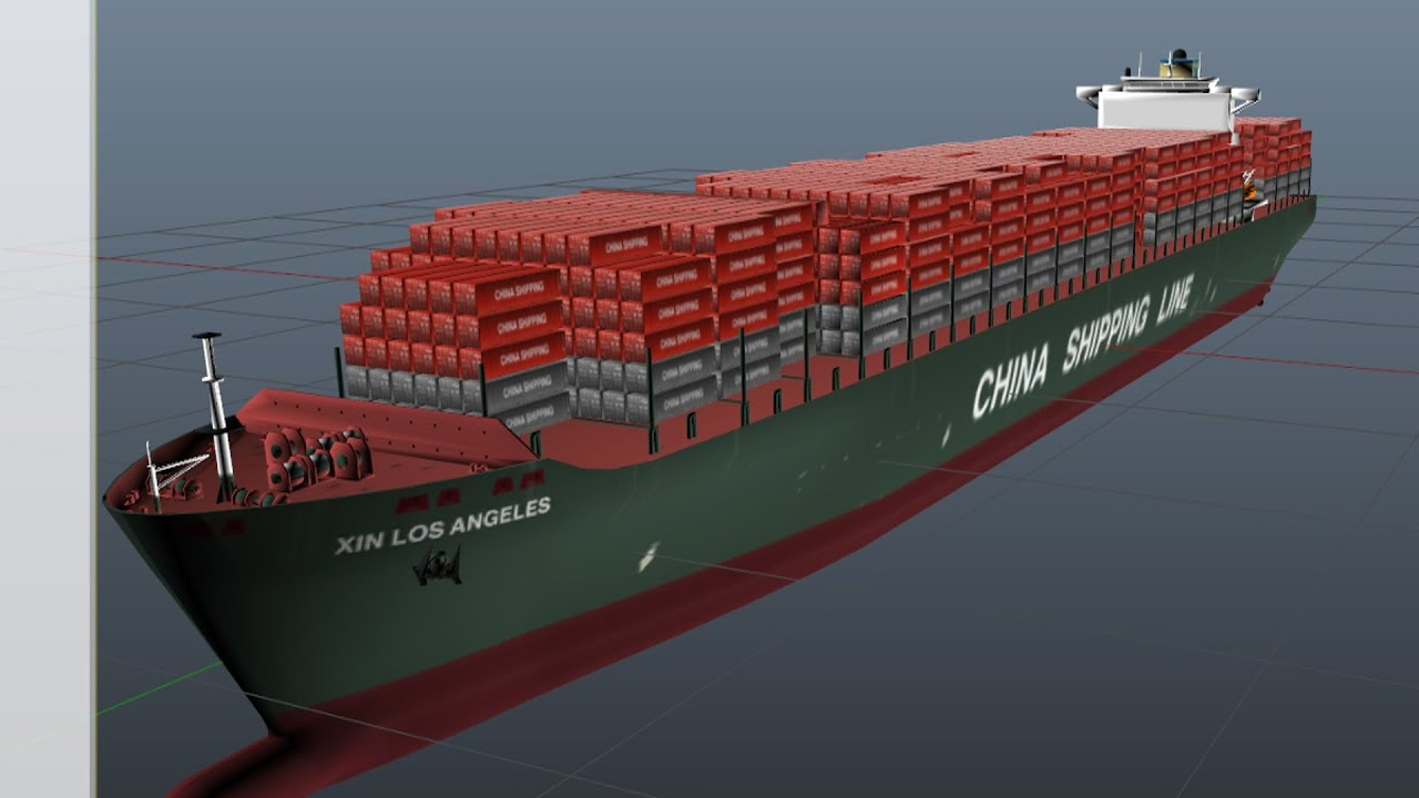 20 ft container to australia, gta v container ship or