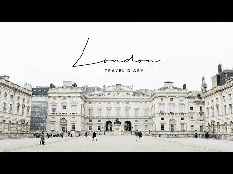 ENGLAND x LONDON - TRAVEL DIARY | 18.02.17