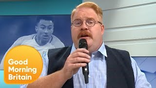 The Worcester Man Who Wowed a Pub Karaoke Audience By Performing Opera | Good Morning Britain
