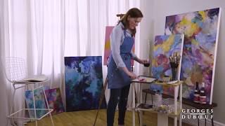 Georges Duboeuf 2018 Beaujolais Nouveau Artist Label Contest - Part 5