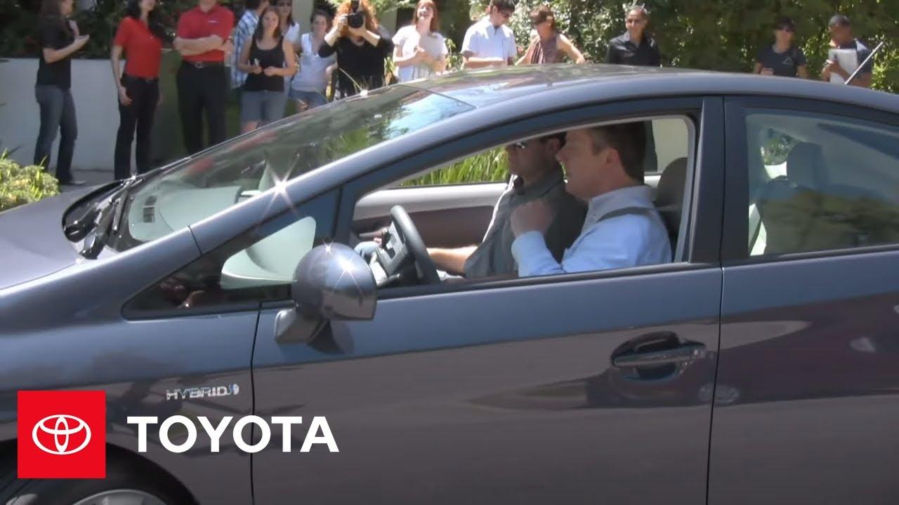 2010 Prius: 3rd Generation Prius Makes Its Neighborhood Debut | Toyota