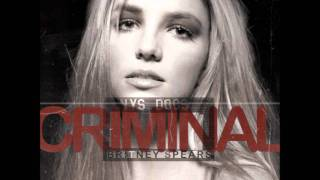 Britney Spears - Criminal (DJ Eudes Araujo Dutch Remix) + [Download link]