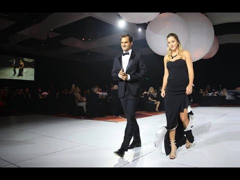 """Roger FEDERER 🎾 """"My partner is so young or I am so OLD that I can be her Dad"""""""