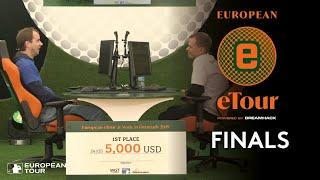 European eTour Championship - WGT Golf - Finals screenshot 2