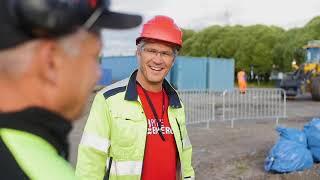 Vi driver och utvecklar fjärrvärmenätet i Piteå
