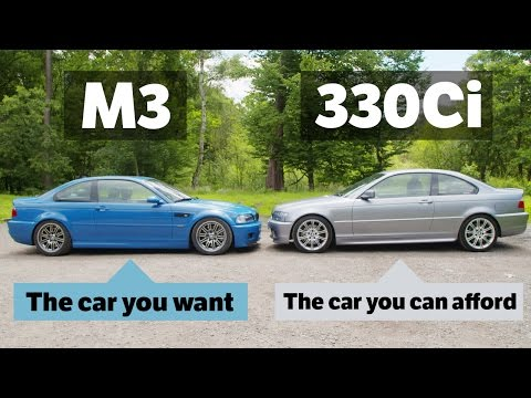 Awesome Affordable Cars For Young People: BMW 330Ci