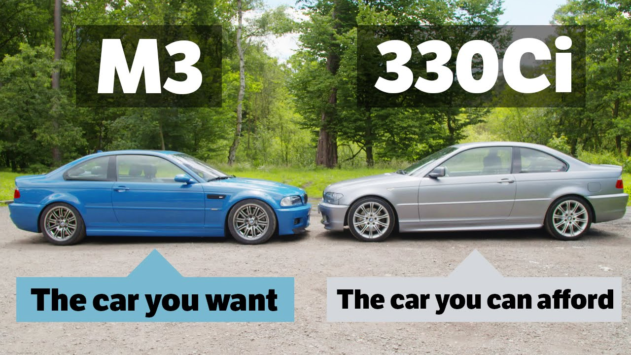 Awesome Affordable Cars For Young People: BMW 330Ci   YouTube