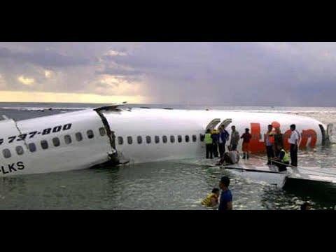 International - Lion Air Plane Crash: Boeing 737 Flight Crashes In Sea In Indonesia