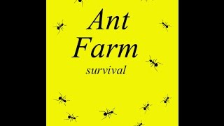 Ant Farm Cap 2: Primer logro para mi.