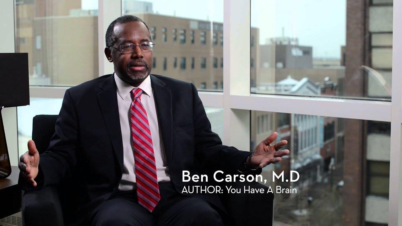 THINK BIG: Talent - Ben Carson, M D