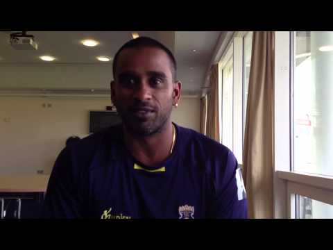 Dimi Mascarenhas invites you to the Hampshire Cricket Playe