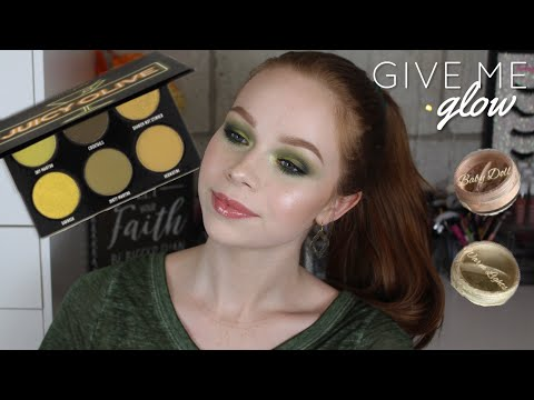Finally Trying Give Me Glow Cosmetics thumbnail