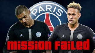 Why The PSG Superclub Project Is Failing! | #ContinentalClub