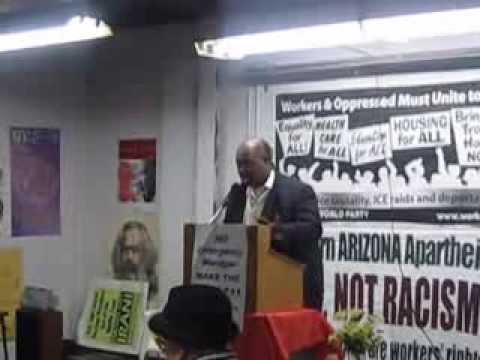 Workers World Party - Detroit MI: Kevin Carey - Revolutionary Activist - 12/29/2012
