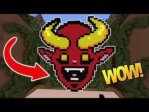 ONLY 2D PIXEL ART CHALLENGE (Minecraft Build Battle)