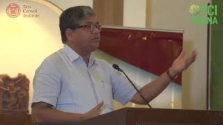 Dr. P.K. Joshi on Agricultural Markets in India