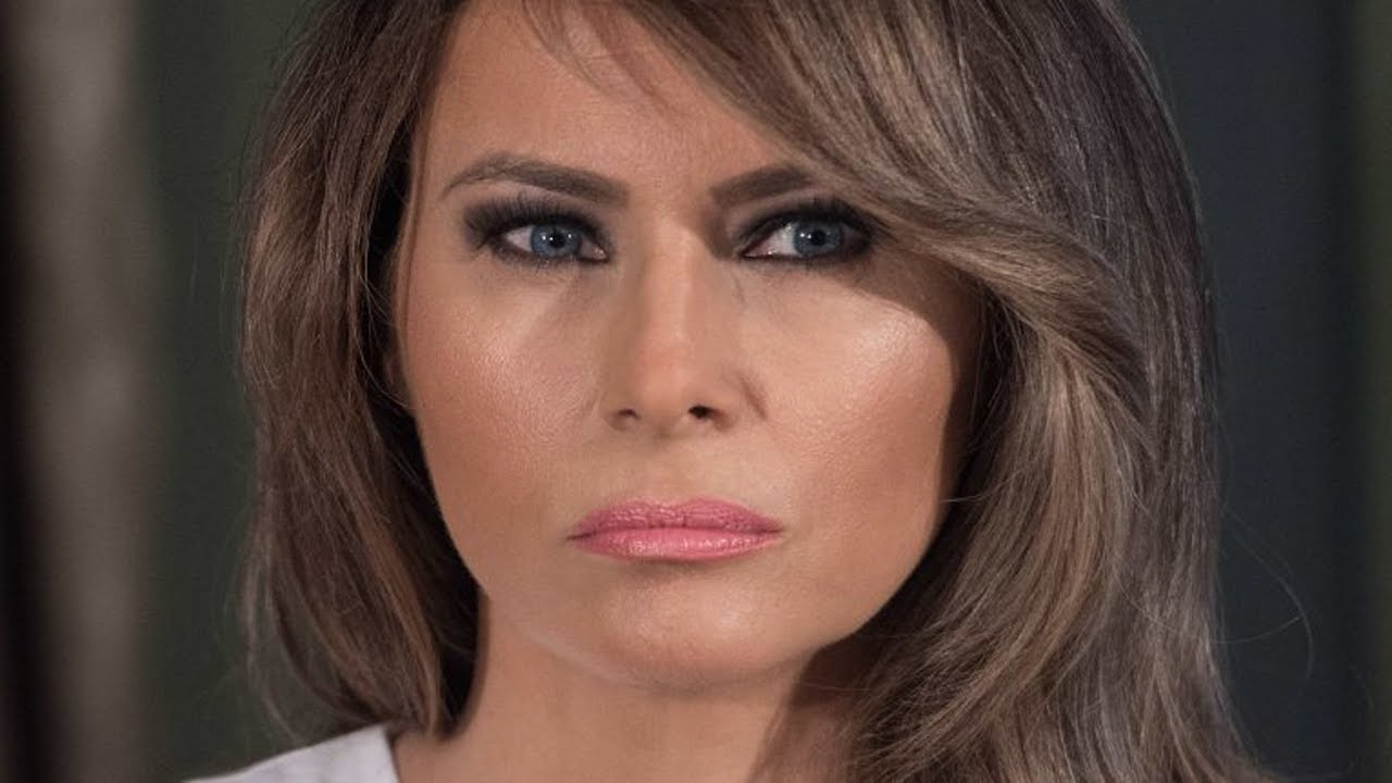 Why People Are Worried About Melania Trump - YouTube
