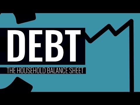 Debt and the Household Balance Sheet - Professor Jagjit Chad