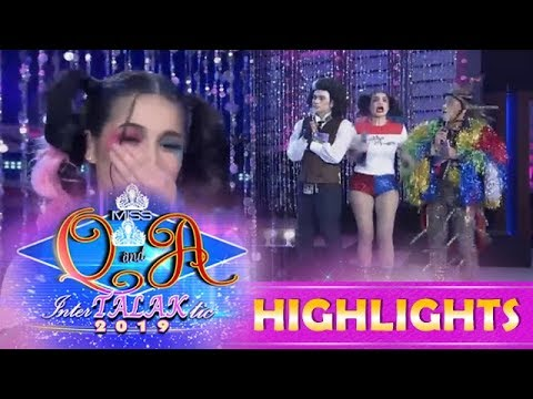 It's Showtime Miss Q and A: Jhong scares Anne