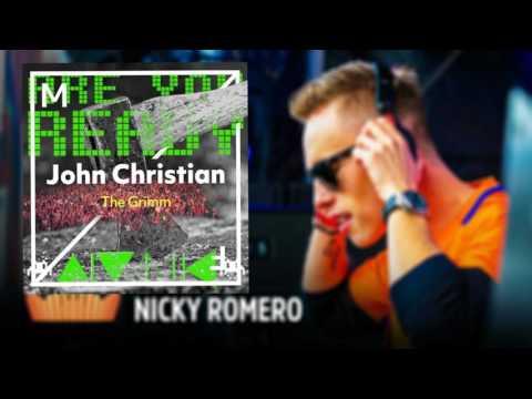 John Christian vs Joachim Garraud - The Grimm vs Are U Ready (Acappella) (Nicky Romero Mashup TML17)