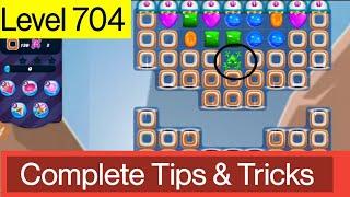 Candy Crush Level 704   Candy Crush Saga Level 704 screenshot 5