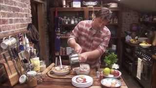 Jamie Oliver - кулинарный путешественник