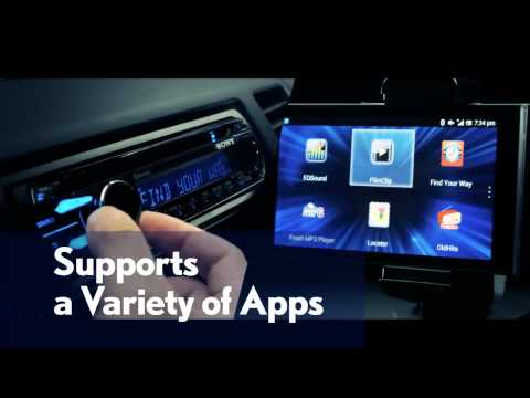 App Remote for control your smartphone with Sony's car receiver for US area / long version