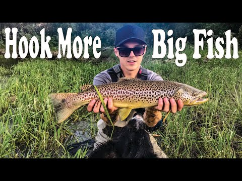 How To Rig Your Fly Rod - Nymphing, Dryfly & Streamer Set-up