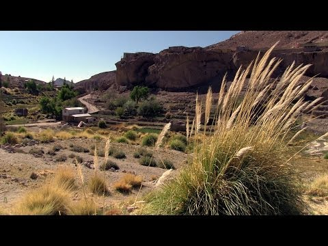 #36 Terrace Farming in a Northern Village - Living Atlas Chile