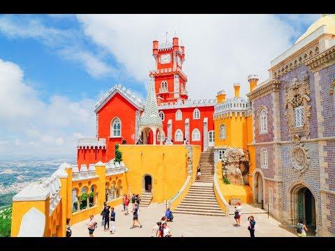 FIN DE SEMANA EN SINTRA | Erasmus en Viseu (Portugal)