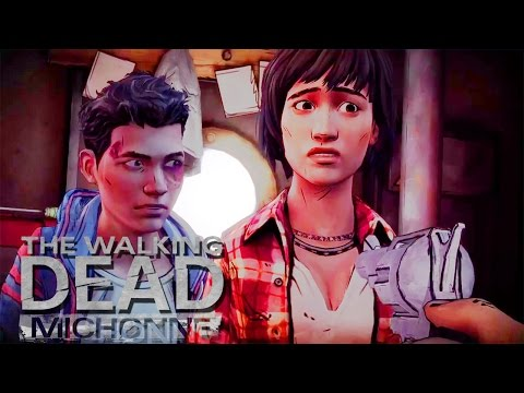 How to Save a Life | The Walking Dead: Michonne Episode 1 Ending |