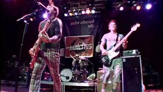 The Restess performed live at House Of Blues 2003