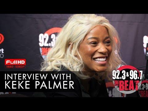 KeKe Palmer Interview with DJ Scream | Hoodrich Radio