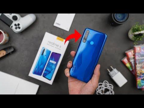 Punya 2 juta, beli HP ini aja? Review Realme 5 Indonesia..
