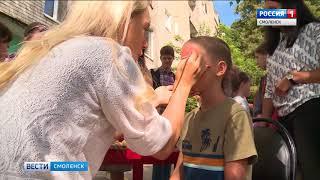 В Смоленском зоопарке провели «День бездомных животных»