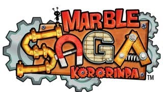 Koru's Game Reviews: Marble Saga: Kororinpa (Wii)