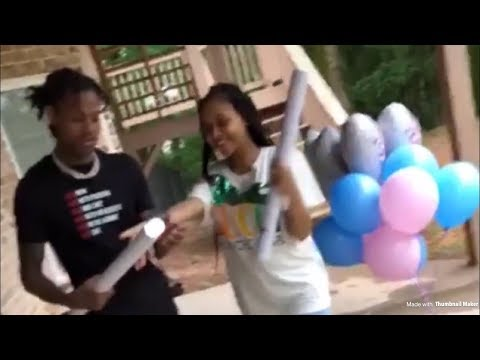 Lil Durk and India reveal the gender of their new Baby