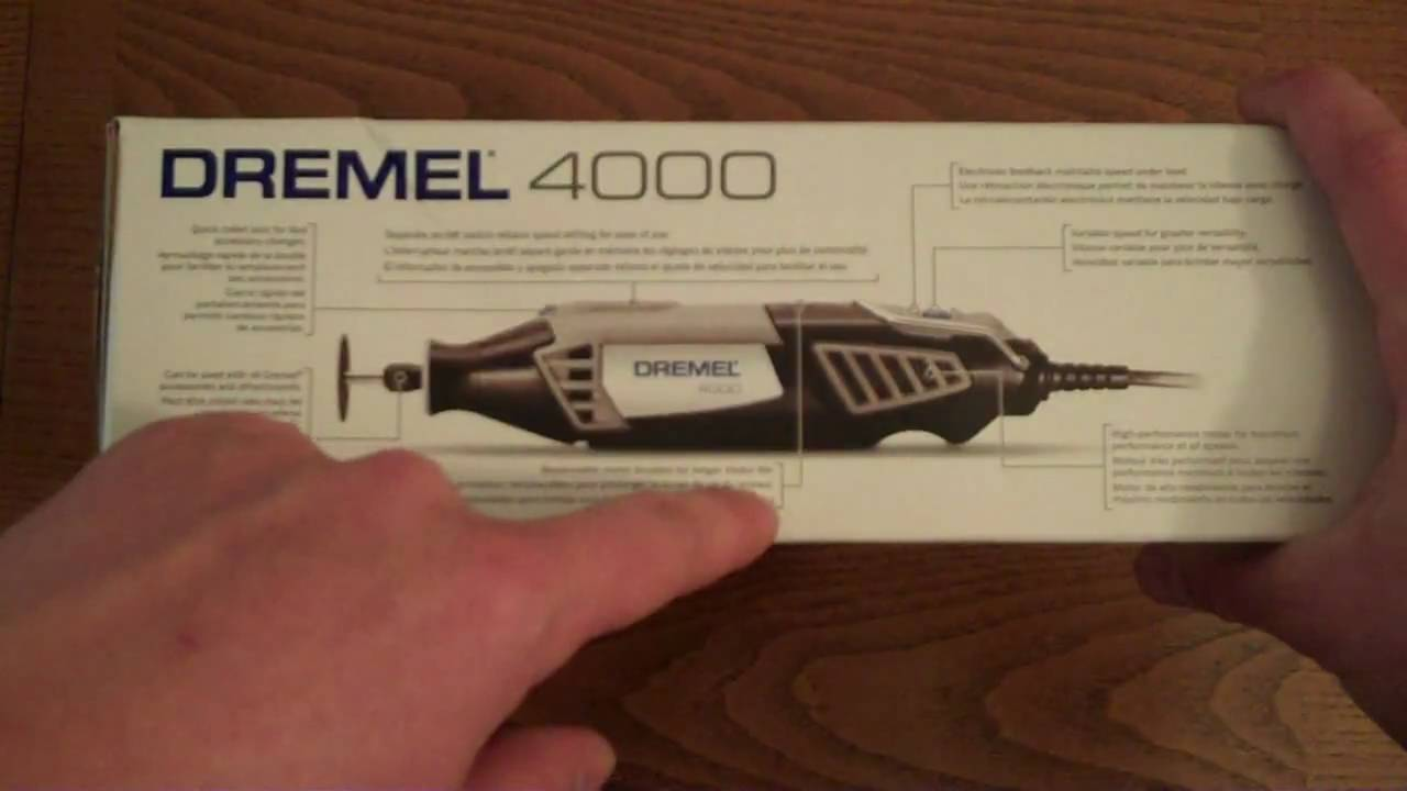 hight resolution of dremel 4000 review part 1