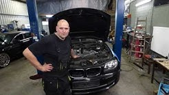BMW E87 E90 E60 ESP DSC Fehler Bremsdrucksensor Mautsch Fahrzeugtechnik