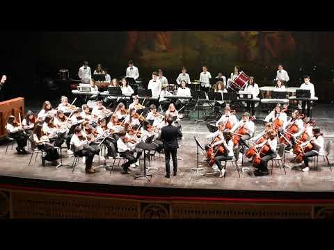 """Premio San Carlo - Orchestra """"Pierre  De Coubertin """""""