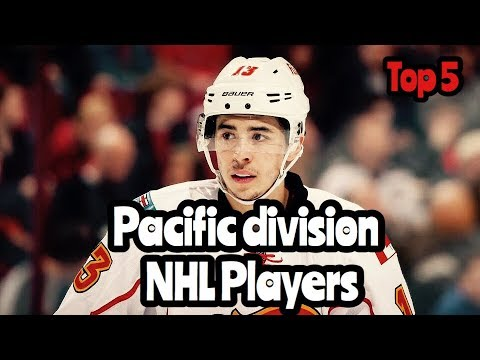 NHL Top 5 Pacific Division Players