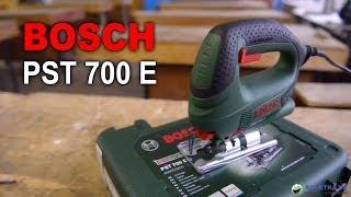 электролобзик Bosch PST 700 E обзор