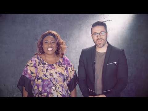 Mandisa & Danny Gokey  RISE OUT OF THE DARK TOUR
