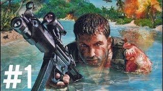 Typ w czerwonej koszuli - Far Cry #1